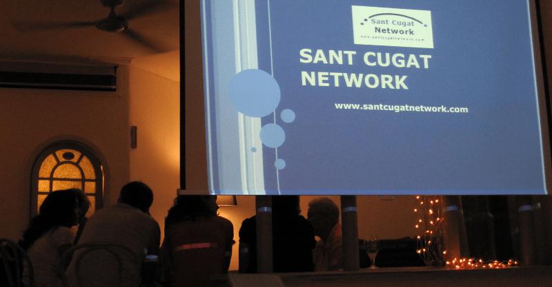Actividades Sant Cugat Network - Michiel Das