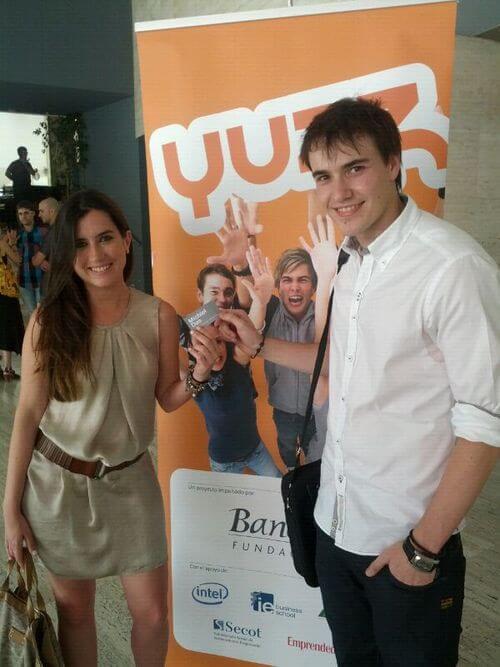 Cristina Fargas y Marc Arderius - El Viaje de mi Tarjeta