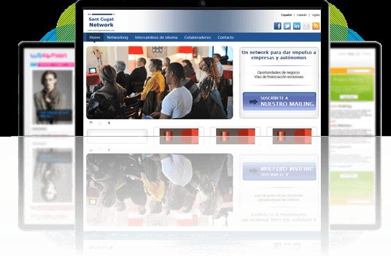 Diseño web Catchventure
