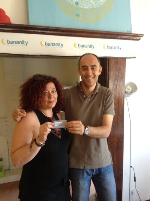 Elena y Albert García Milà - El Viaje de mi Tarjeta