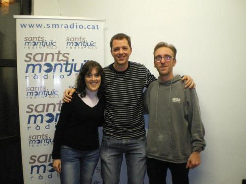 Entrevista El Viaje de mi Tarjeta - Radio Montjuïc