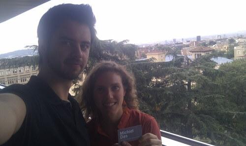 Guillermo Marqueta Siibert y Begoña Rodriguez Gil - El Viaje de mi Tarjeta