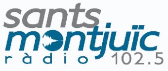 Logo Radio Sants-Montuic