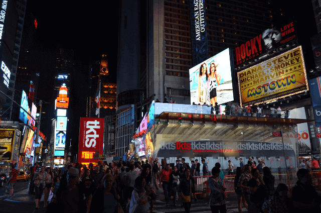 Nueva York - TKTS