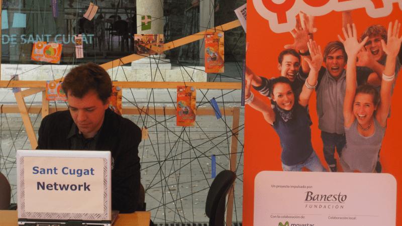 Presentación Sant Cugat Network - Michiel Das